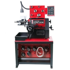 C9372 the fastest brake lathe in the world only one-minute brake lathe