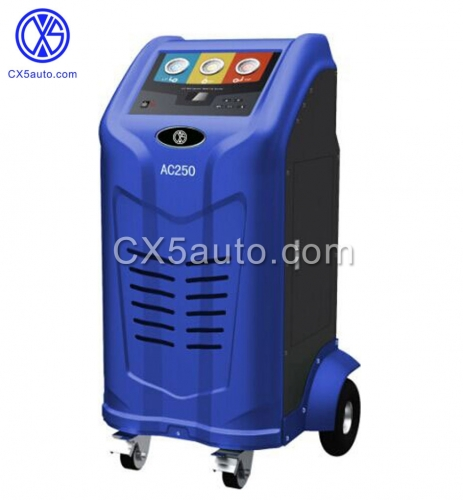 CX5-250 Fully automatic A/C machine
