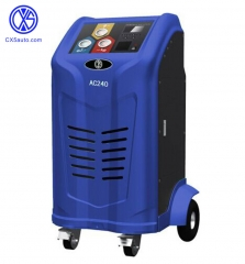 CX5-240 Fully automatic A/C machine with data base and printer