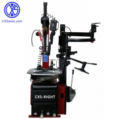 CX5-RIGHT Super automatic tire changer for car