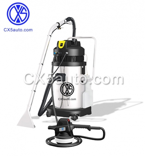 220V/110V vacuum cleaner + carpet cleaner+ car seat cleaner with foam head